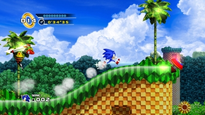 Artwork ke hře Sonic Battle