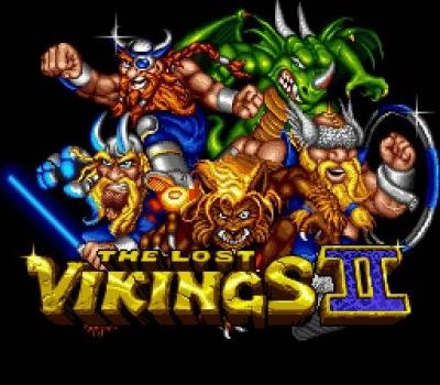 Screen ze hry Lost Vikings 2