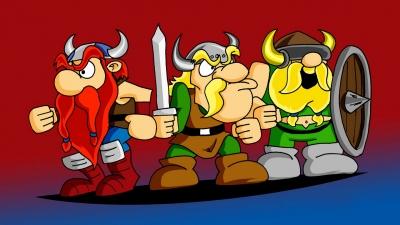 Artwork ke hře Lost Vikings 2