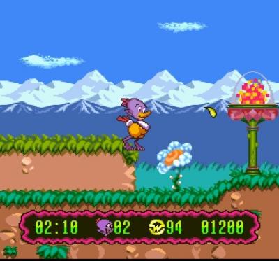 Screen ze hry Super Widget