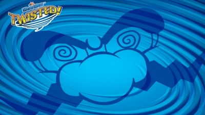 Artwork ke hře WarioWare: Twisted!