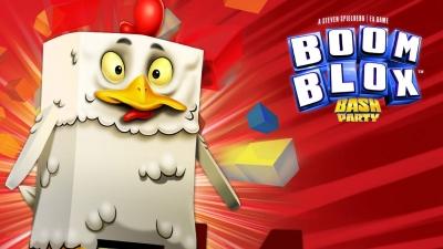 Artwork ke hře Boom Blox Bash Party