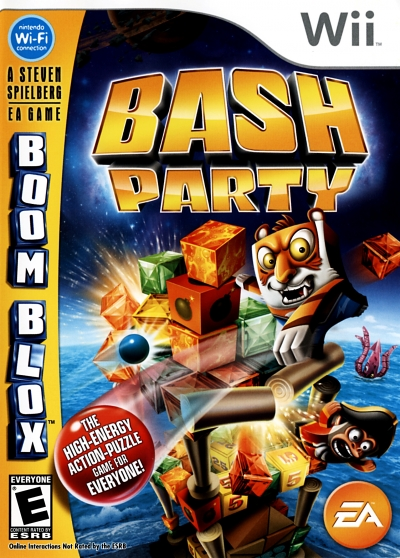 Obal hry Boom Blox Bash Party