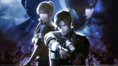 Artwork ke hře Resident Evil 4