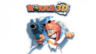Artwork ke hře Worms 3D