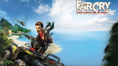 Artwork ke hře Far Cry Vengeance