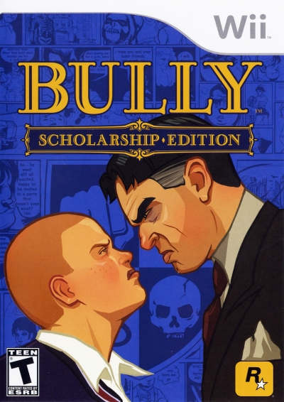 Obal hry Bully: Scholarship Edition