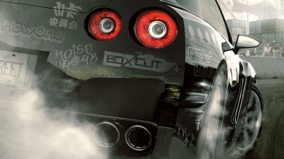 Artwork ke hře Need for Speed ProStreet