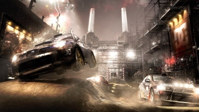 Artwork ke hře Colin McRae: Dirt 2
