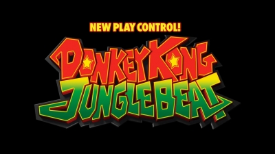 Artwork ke hře Donkey Kong Jungle Beat