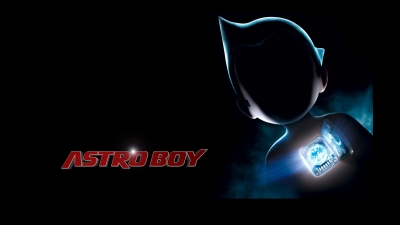 Artwork ke hře Astro Boy