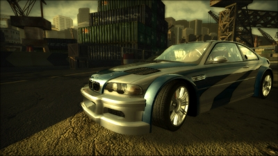 Artwork ke hře Need for Speed: Most Wanted