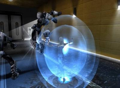 Screen ze hry Fantastic 4