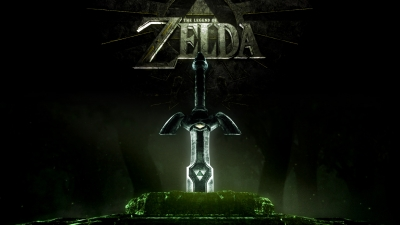 Artwork ke hře The Legend of Zelda: Twilight Princess