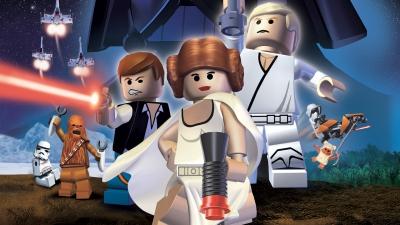 Artwork ke hře LEGO Star Wars II: The Original Trilogy