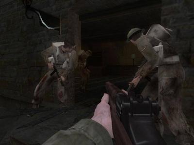 Screen ze hry Medal of Honor: European Assault