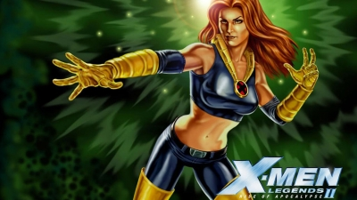 Artwork ke hře X-Men Legends II: Rise of Apocalypse