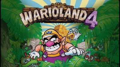 Artwork ke hře Wario Land 4