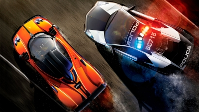 Artwork ke hře Need for Speed: Hot Pursuit