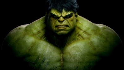 Artwork ke hře The Incredible Hulk