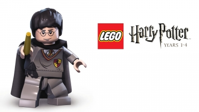Artwork ke hře LEGO Harry Potter: Years 1-4