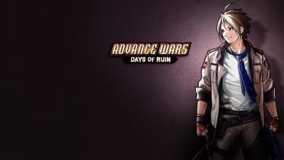 Artwork ke hře Advance Wars: Days of Ruin