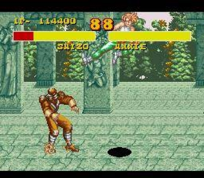 Screen ze hry Power Instinct