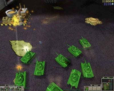 Artwork ke hře Army Men: RTS