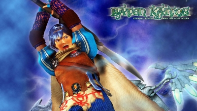 Artwork ke hře Baten Kaitos: Eternal Wings and the Lost Ocean