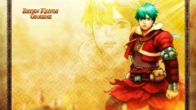 Artwork ke hře Baten Kaitos Origins