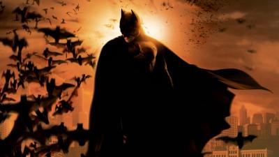 Artwork ke hře Batman Begins