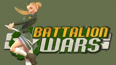 Artwork ke hře Battalion Wars