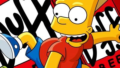 Artwork ke hře Virtual Bart