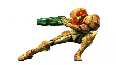 Artwork ke hře Metroid Prime 2: Echoes