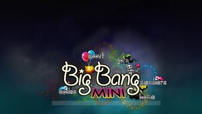 Artwork ke hře Big Bang Mini