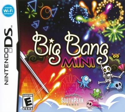 Obal hry Big Bang Mini