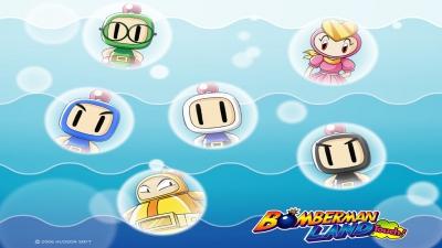 Artwork ke hře Bomberman Land Touch!