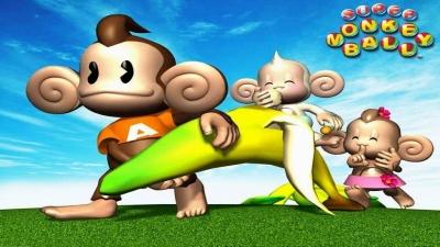 Artwork ke hře Super Monkey Ball