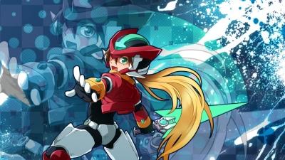 Artwork ke hře Mega Man ZX