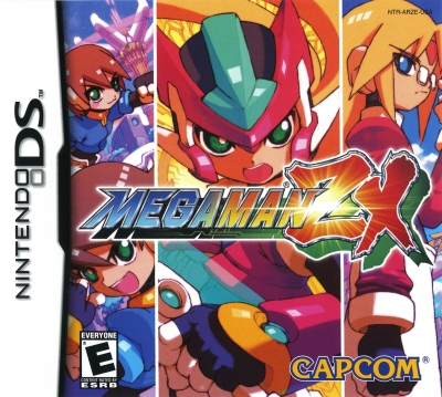 Obal hry Mega Man ZX