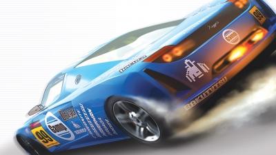 Artwork ke hře Ridge Racer DS