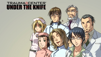 Artwork ke hře Trauma Center: Under the Knife
