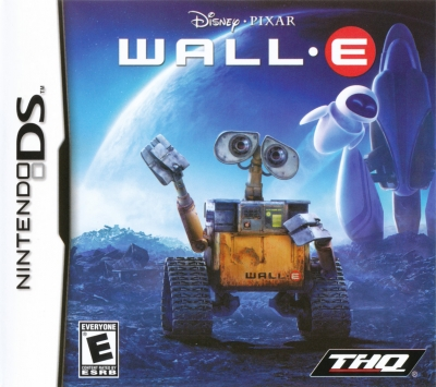 Obal hry WALL-E
