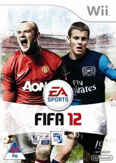 Obal hry FIFA 12