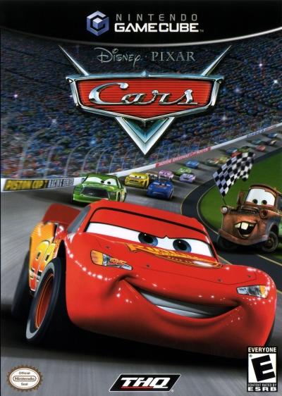 Obal hry Cars
