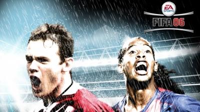 Artwork ke hře FIFA Soccer 06