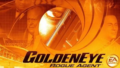 Artwork ke hře GoldenEye: Rogue Agent