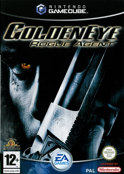 Obal hry GoldenEye: Rogue Agent