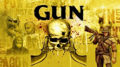 Artwork ke hře Gun