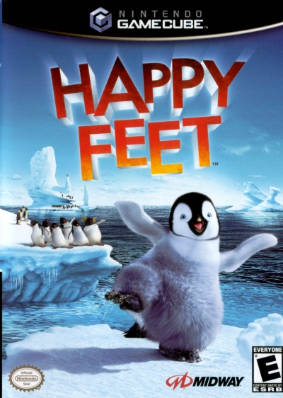 Obal hry Happy Feet